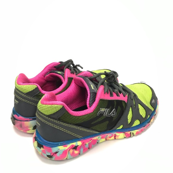 987e9f8b Fila Shadow Sprinter 5SR20281-752 WOMEN SZ 7